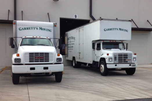 Exclusive Move | Garrett's Moving & Third Party Service